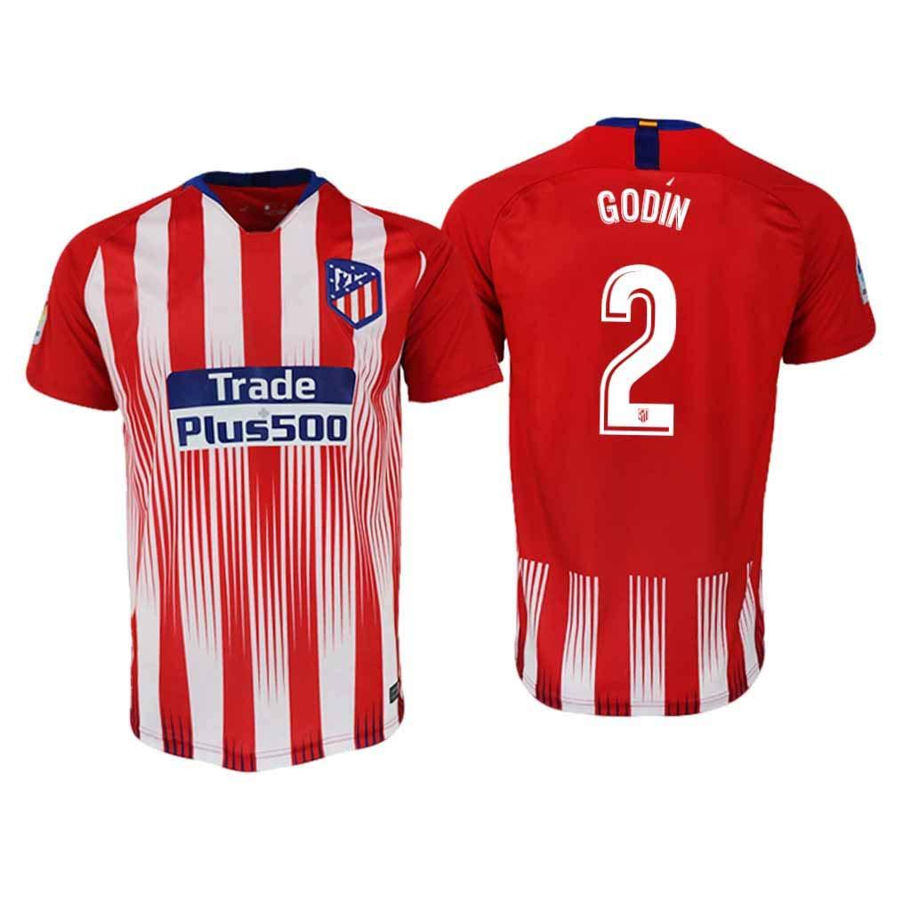 S&K Sports Camiseta Diego Godin Atletico de Madrid Rojo,Camiseta Diego Godin 2019/20 para Hombre & Niño(Rojo,XXL): Amazon.es: Deportes y aire libre