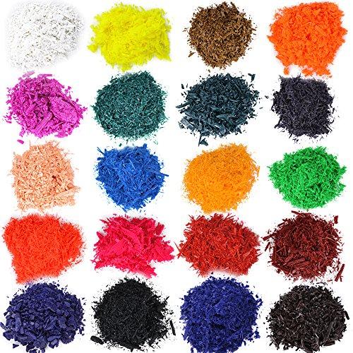 40 Gramme 20 Farben Kerzenfarbe Kerzen Dye Kerzenwachs Farbe Dye Wachsfarbe Kerzenherstellung Dye für Paraffin Sojawachs (20 bags/2g)