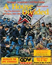 GDW: A House Divided, the War Between the States 1861-65, Board Game, 2nd Edition