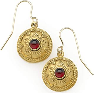 Greek Earrings, From Our Museum Greek Reproductions Collection