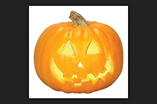 Gemmy 26266 Jack-o-lantern Halloween Decoration, 8.27