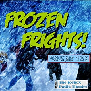 Frozen Frights, Volume 2 cover art