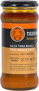 TIGER KHAN Salsa Asiática India Tikka Masala 340ml | Pack
