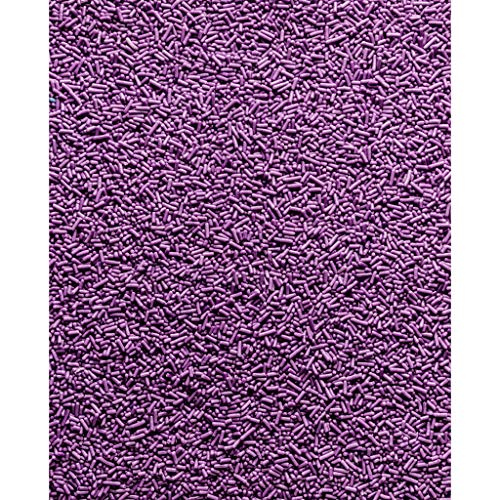Lilac Sugar Strands Cake Sprinkles 30g for Cake or Cupcake Decorations