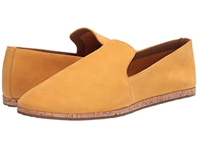 Aerosoles Hempstead (Dark Yellow Nubuck) Women