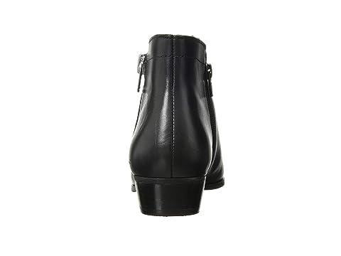 Black Naturalizer Leather Metallic VelvetSmoke LeatherGold Crushed Blair p5Oxw5Bq