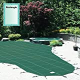 Meyco Swimming Pool Safety Cover 20 x 40 Foot Warranty Backed and...