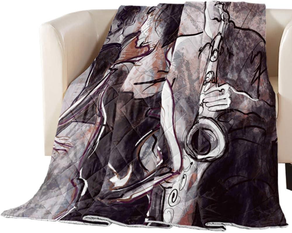 Arts Print Queen Brand new Size Quilt All Lightweight Throw Soft Regular discount Bedspread