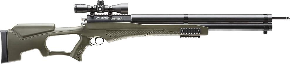 Umarex AirSaber PCP Powered Arrow Gun Air Rifle with 3 Carbon Fiber Arrows