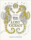 Lost ocean. Artist´s edition: Basford Johanna