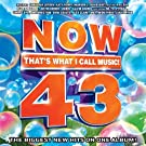NOW 43 by Various Artists (2012-08-07)