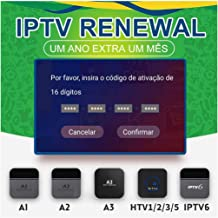 CHENKIYA IPTV Brazil Subscription Activate Service for A1...