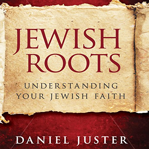 Jewish Roots audiobook cover art