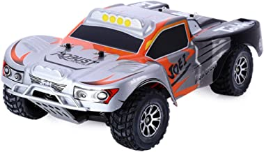 HUAXING RC Drift Car 2.4G 4wd 1/18 Scale High Speed Electric Rc Car RTR Off Road Truck Toys VS,Pink
