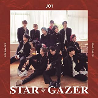 STARGAZER【初回限定盤A】(CD+DVD)