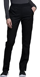 Luxe Contemporary Fit Women's Natural-Rise Tapered Leg Scrub Pant