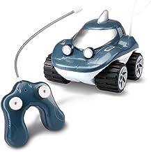 Kid Galaxy Amphibious RC Car Morphibians Shark. All Terrain Remote Control Toy, 49 MHz