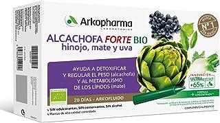 Arkopharma Arkofluido Alcachofa Forte BIO | Control de peso | Eliminar Toxinas del Organismo + Asesoramiento Nutricional |...
