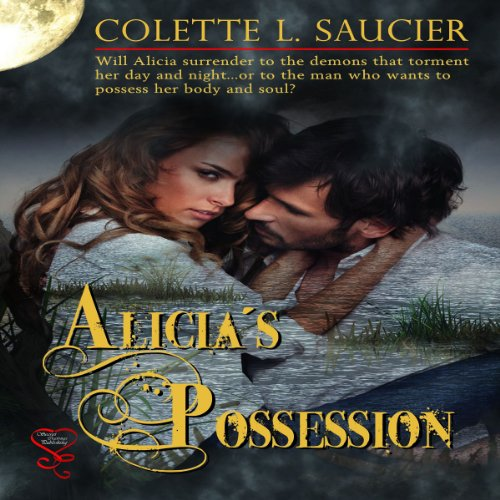 Alicia's Possession audiobook cover art