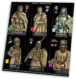 Academy Games Empires - Starting Heroes