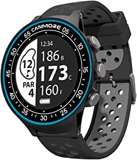 $129 » CANMORE TW-410G GPS Golf Watch with Step Tracking - 38,000+ Free Worldwide Golf Courses Preloaded - Minimalist & User Frie...