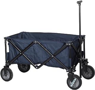 Campart Travel HC-0910 Carrito de jardín plegable,