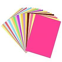 DSR A4 Color Paper (20 Sheets)