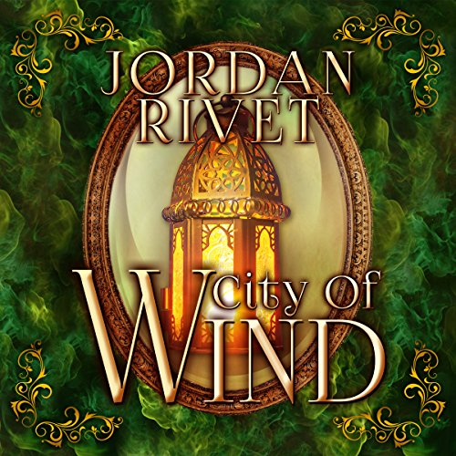 City of Wind audiobook cover art