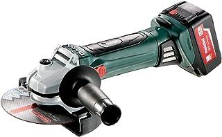 Metabo W WP 18 LTX 150mm Angle Grinder 18V Cordless, Charger, 18 V, Green, 1