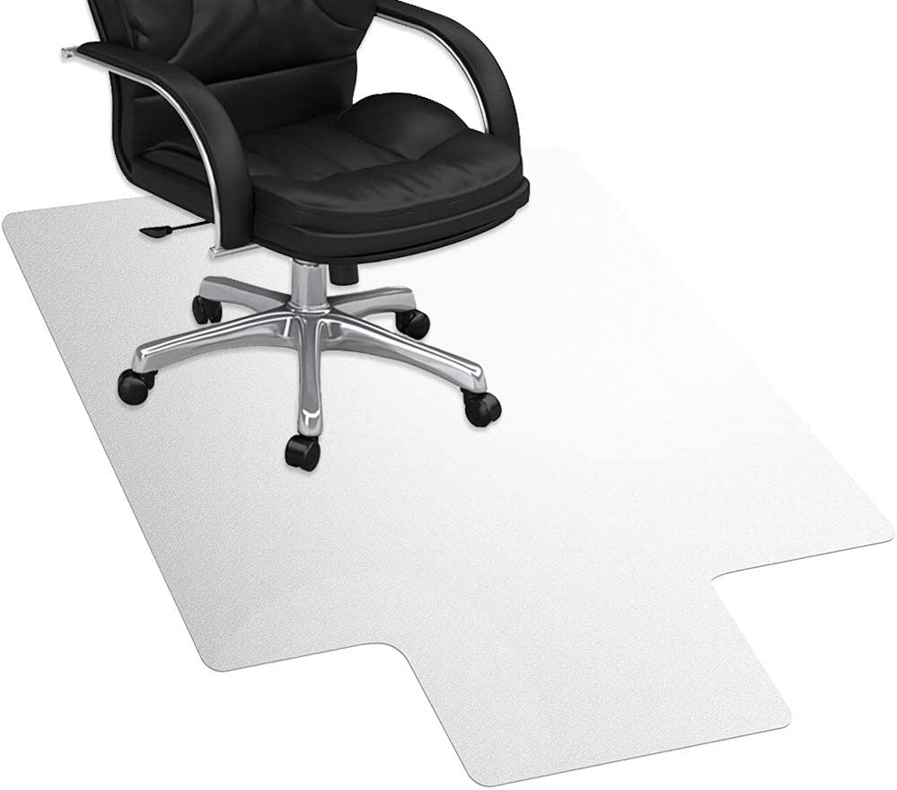 Office Chair Mat for Hardwood Floor Updated 8 1 Charlotte Mall inches Thickest Choice