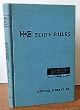 K+E SLIDE RULES DECI-LON An Instruction Manual