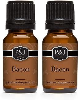 Bacon Fragrance Oil - Premium Grade Scented Oil - 2pk of 10ml