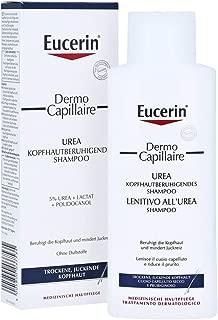 Eucerin DermoCapillaire Calming Urea Shampoo