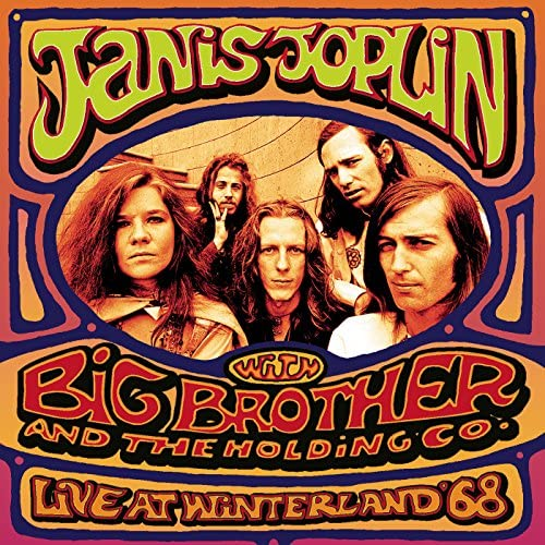 Big Brother & The Holding Company & Janis Joplin