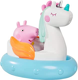 Toomies Peppa & Unicorn Bath Float