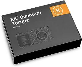 EKWB EK-Quantum Torque STC-10/16 Compression Fitting for Soft Tubing, 10/16mm (3/8