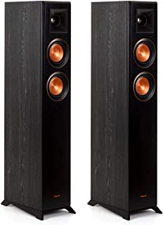 Klipsch RP-4000F Floorstanding Speaker (Ebony Pair)