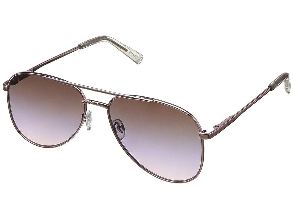 Le Specs Kingdom (Rose Gold) Fashion Sunglasses