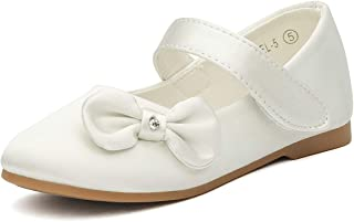 0a33b27420181 Amazon.com: Ivory - Shoes / Girls: Clothing, Shoes & Jewelry