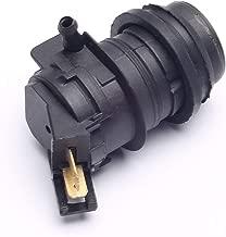 SEEU. AGAIN Windshield Washer Pump Replacement for Honda Civic Ridgeline Toyota Mazda Subaru (Part# 060210-4990, 76806-SJC-A01 06021-5130, 89521007001)