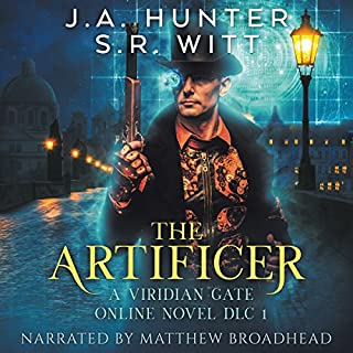 The Artificer: A LitRPG Adventure audiobook cover art