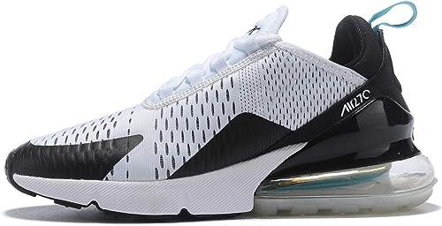 ETERNAL KNIGHT 270, Chaussures de FonctionneHommest à Coussin Coussin d'air pour Hommes (40 EU, Bianco noir bleu (13))  vous rendre satisfait