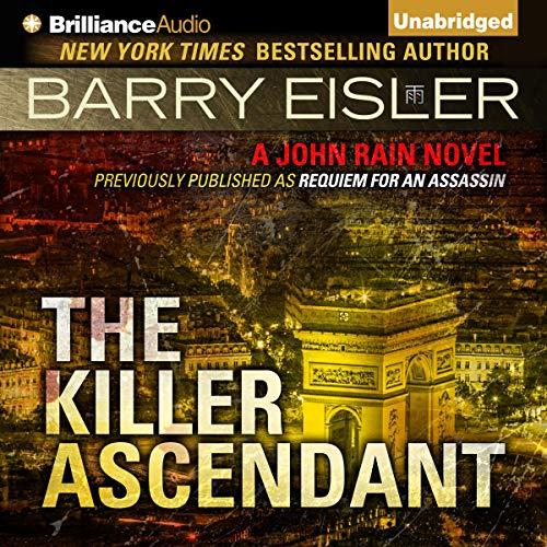 The Killer Ascendant audiobook cover art