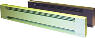 TPI H392096 Series 3900 Hydronic Electric Baseboard Heater, 96