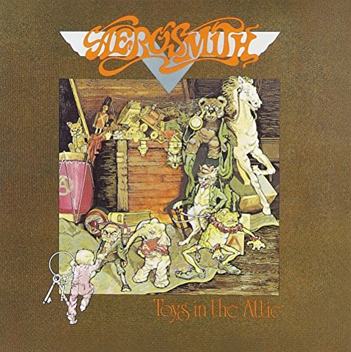 Toys In The Attic / Aerosmith