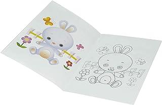 24-Piece FIS Coloring Book A4, 14-Pages - FSCG0414001
