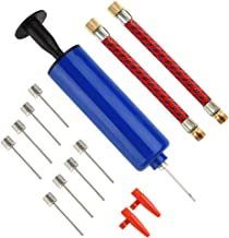FEPITO Sportuitrusting SP-13 kogelpomp met naalden en slang, meerdere, standaard UK