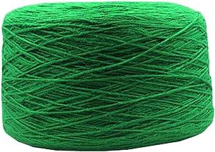 Green Jute Rope 99 Feet 3Ply Natural Arts Craft Durable Jute Rope,3pcs x 33 Feet