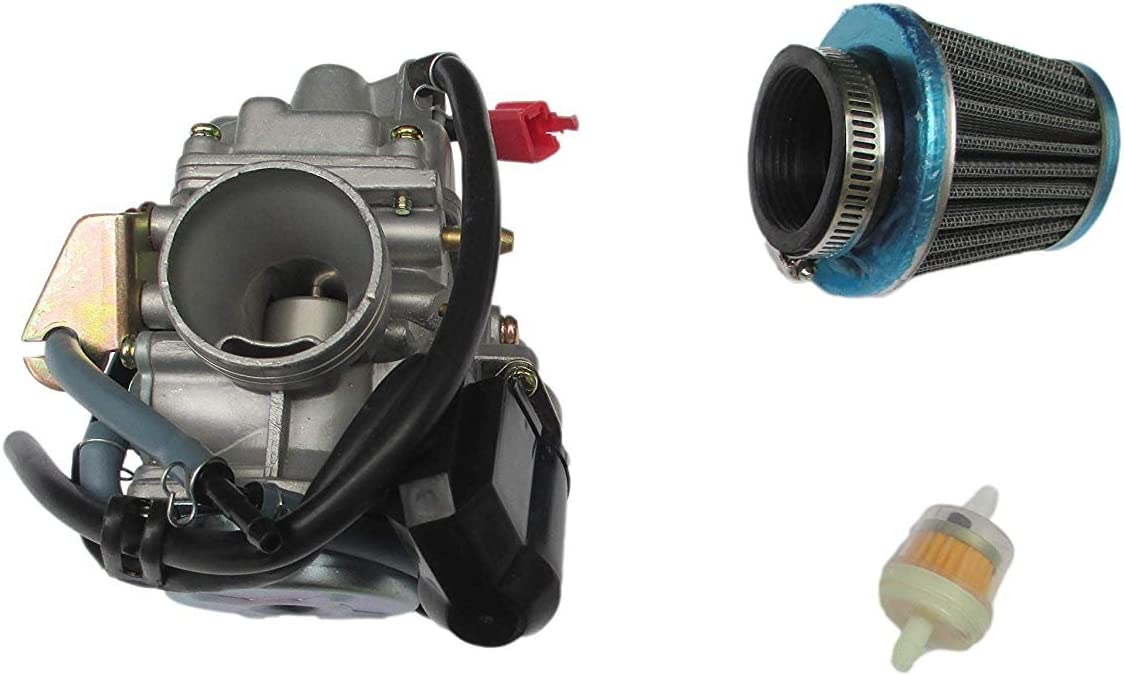 PERFORMANCE CARBURETOR W AIR Ranking TOP17 In a popularity FILTER FOR YERF SPIDERBOX DOG 150CC