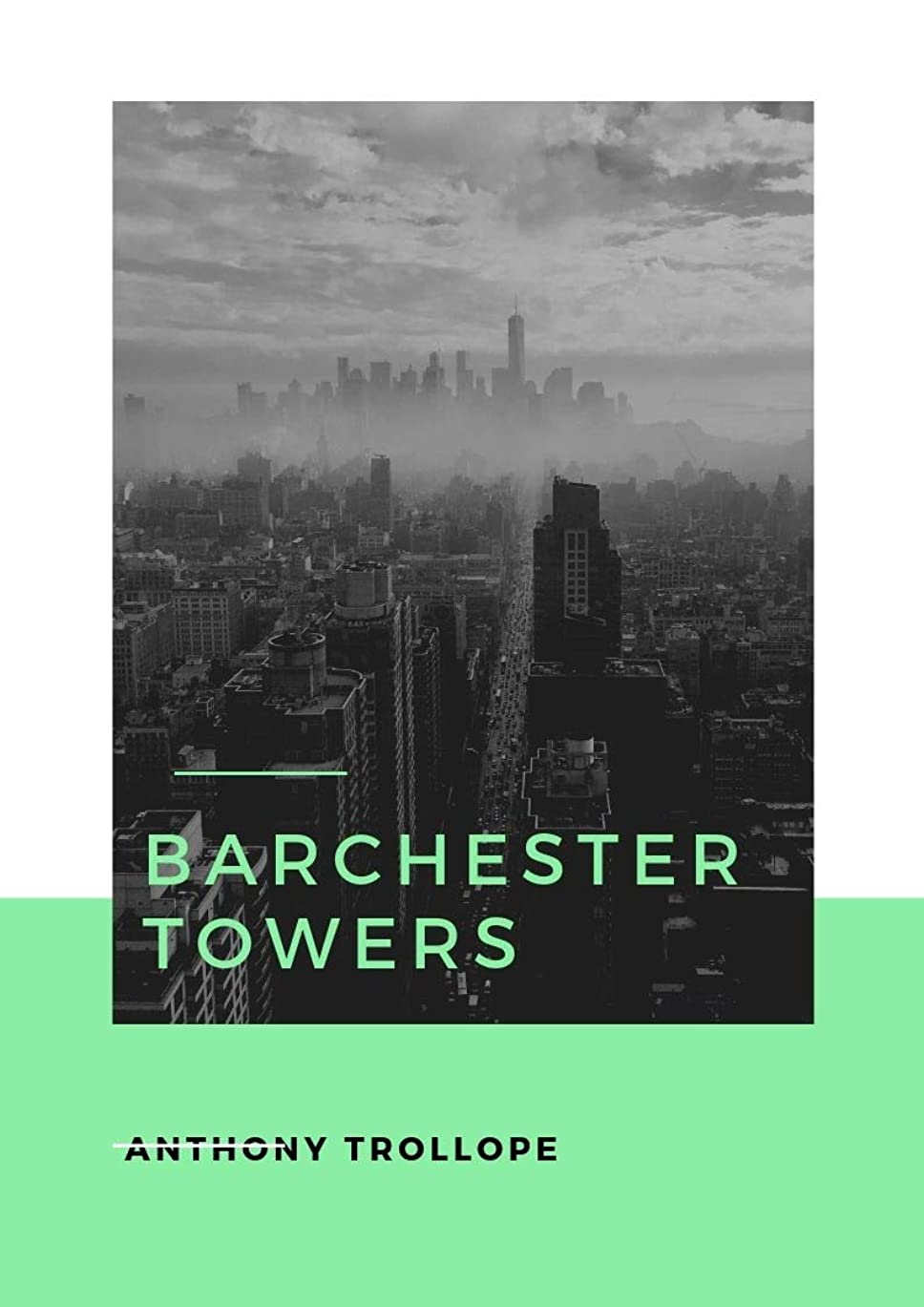 ご飯シャープマトンBarchester Towers (English Edition)